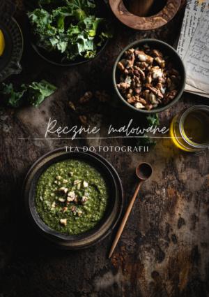 Tła do fotografii kulinarnej